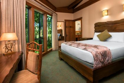 Disney's Saratoga Springs Resort and Spa Room