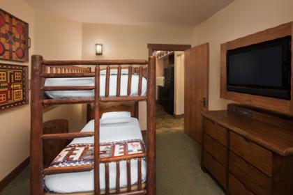Disney's Saratoga Springs Resort and Spa Bunk Bed