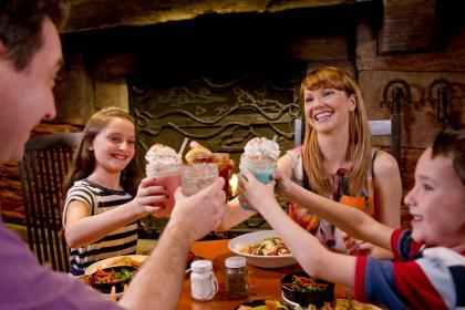 Disney's Wilderness Lodge Restaurant