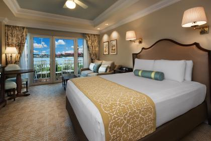The Villas at Disney's Grand Floridian Resort & Spa Deluxe Studios