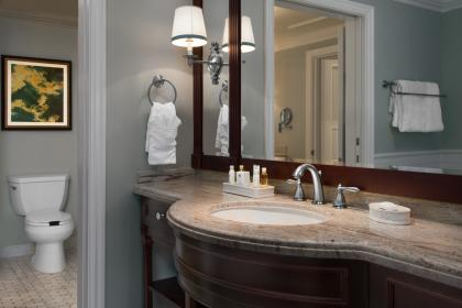 The Villas at Disney's Grand Floridian Resort & Spa Bathroom