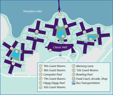 Disney S Pop Century Resort Themeparkbeds Com